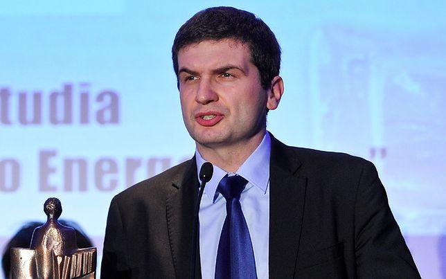 Dominik Smyrgała, nowy szef gabinetu politycznego resortu obrony narodowej