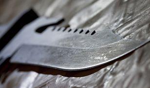 Mężczyzna padł ofiarą jednego lub kilku nożowników