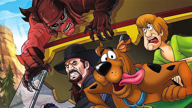 """""""Scooby-Doo i WWE: Potworny Wyścig"""": W pogoni za demonem [RECENZJA DVD]"""