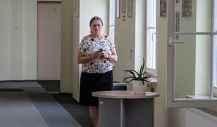 Krystyna Pawłowicz niemal relacjonowała debatę na żywo