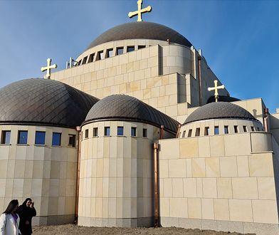 Nowa cerkiew w stolicy. Warszawska Hagia Sophia przypomina słynną świątynię w Stambule