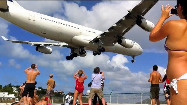 Rajskie lotnisko na Saint-Martin wkrótce znów będzie otwarte. Znamy datę