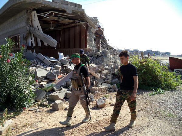 Islamiści po zajęciu Mosulu wymordowali więźniów