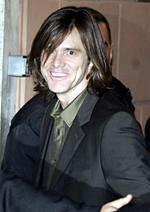 Jim Carrey kurą domową