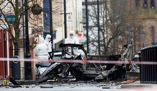 Eksplozja w Derry była prawdopodobnie sprawką republikańskich terrorystów