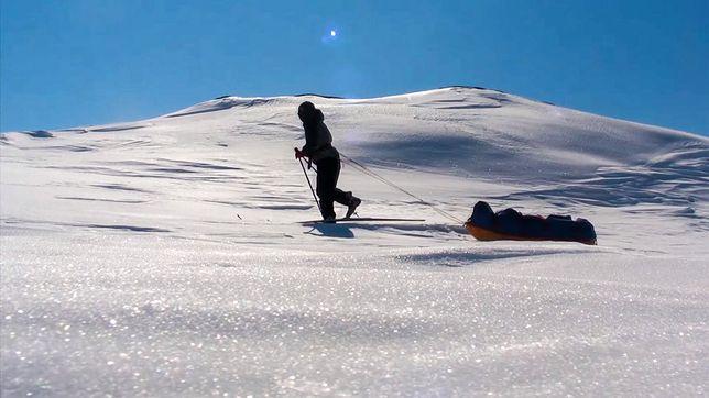 Joanna Mostowska na Hardangerviddę wraca niemal co roku