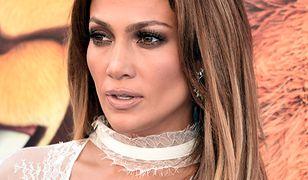 Urodzinowa stylizacja Jennifer Lopez