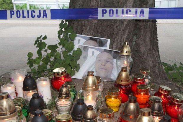 Igor Stachowiak zmarł 15 maja 2016 roku na komisariacie