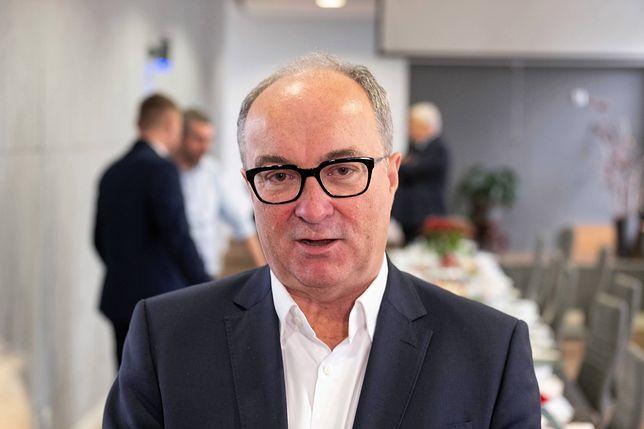 Włodzimierz Czarzasty: Zarekomenduję Roberta Biedronia jako kandydata na prezydenta
