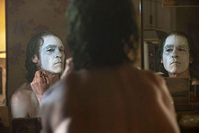 Joaquin Phoenix zachwycił widzów w roli Jokera