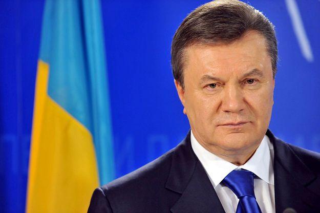 Interpol zawiesza list gończy za Wiktorem Janukowyczem