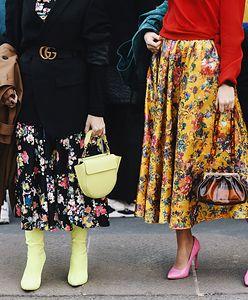 Spódnica w kwiaty, czyli modny flower power w letnich stylizacjach - zobacz najciekawsze modele tego sezonu!