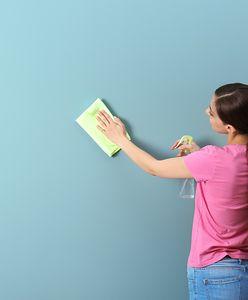 Domowe porady na czyszczenie ścian. Każdy ma te rzeczy w domu