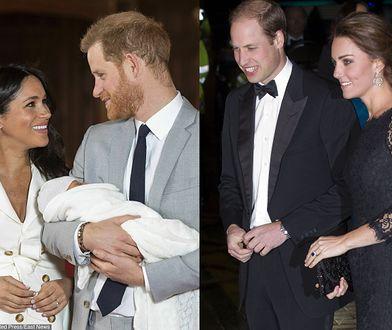 William i Kate jeszcze nie mieli okazji powitać na świecie małego Archiego osobiście