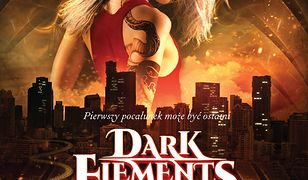 Dark Elements (Tom 1). Ognisty pocałunek
