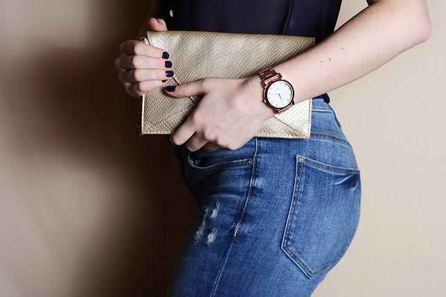 Często zapominamy o tym, że zegarek też jest częścią biżuterii