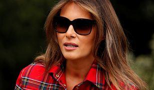 Dzięki niej w sieci pojawiła się najgłośniejsza teoria spiskowa: Melania Trump ma sobowtóra