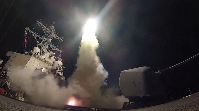 Atak Trumpa na syryjski reżim. Co dalej ze stosunkami z Rosją?
