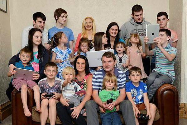 Rodzina Radfordów