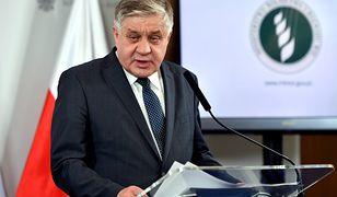 Jurgiel zatrudniał dyrektorkę z prawomocnym wyrokiem. Dostała najwyższą pensję w resorcie
