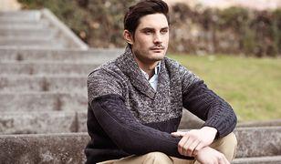 Sweter będzie świetnym wyborem na jesień