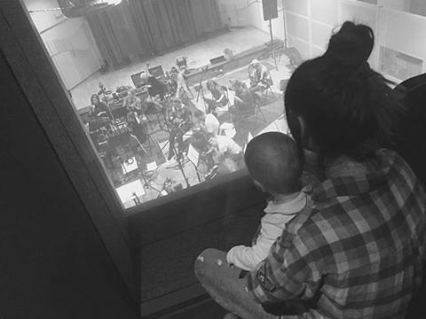 Piosenkarka wróciła do pracy pół roku po urodzeniu córki