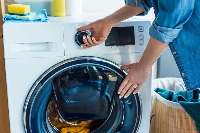 Szybkie pranie i suszenie za jednym zamachem