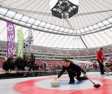 Lodowiska, górka lodowa i curling. Zimowy Narodowy wystartował po raz piąty