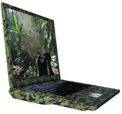 Nowy laptop dla graczy z Centrino 2