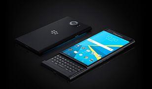 BlackBerry kontynuuje swoją androidową strategię