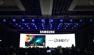 CES 2016: 170 cali telewizora UHD! ...i nie tylko