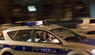 Nożownik zaatakował w Milanówku. Szuka go policja