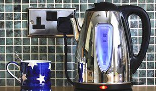 Czajnik może dodać charakteru każdej kuchni