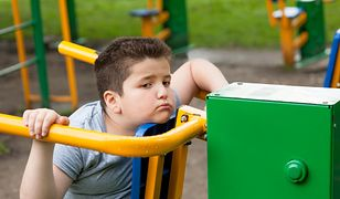 Dzieciom z nadwagą należy zapewnić dużo ruchu