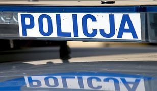 Policja nie udziela informacji na temat poszukiwań