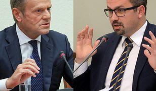 Donald Tusk i Marcin Horała starli się na komisji ds. VAT