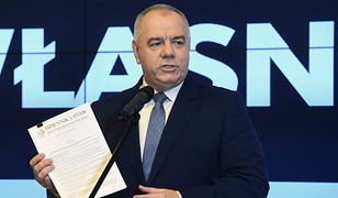 Jacek Sasin zaprzeczył, że ma dojść do przyśpieszonych wyborów i rekonstrukcji rządu