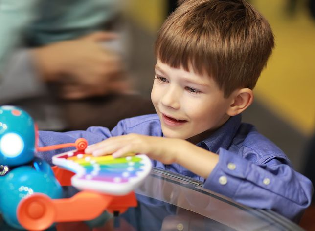 Zabawki interaktywne dla 3-latka