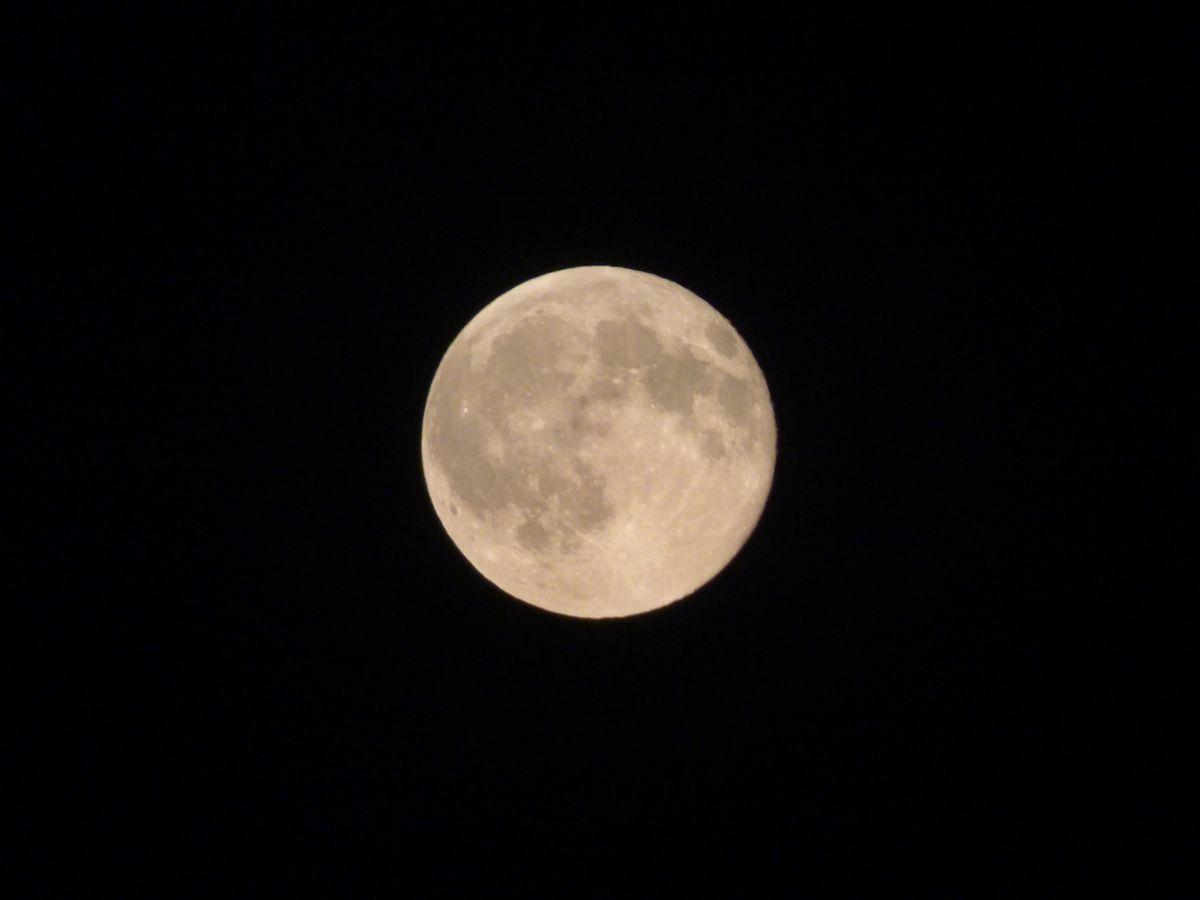 Pełnia Księżyca Myśliwych wystąpi 20 października