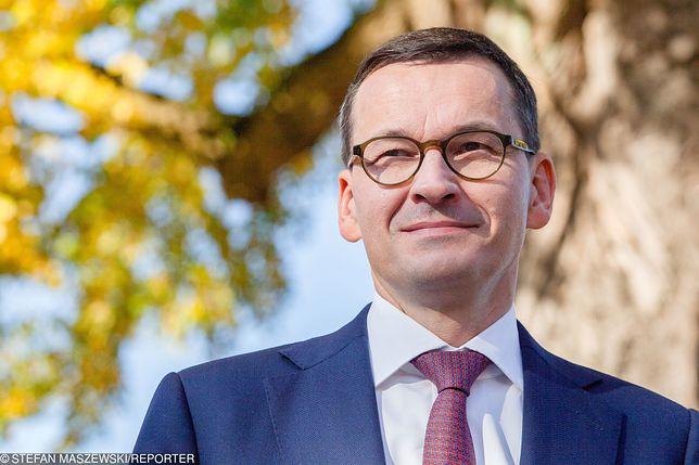 """Premier Mateusz Morawiecki ma oddanego kolegę. """"Nigdy nie byliśmy tak silni"""""""