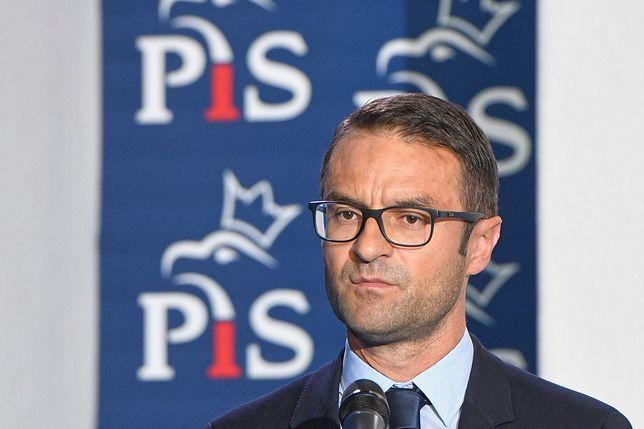 Tomasz Poręba, szef sztabu wyborczego PiS