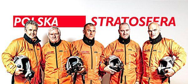 Polacy dziś nie skoczą ze stratosfery