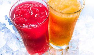8 orzeźwiających napojów