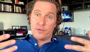 """Wspomnienia Matthew McConaughey  zatytułowane są """"Greenlights"""""""