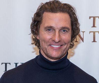 Matthew McConaughey ma żonę i trójkę dzieci (Getty Images)