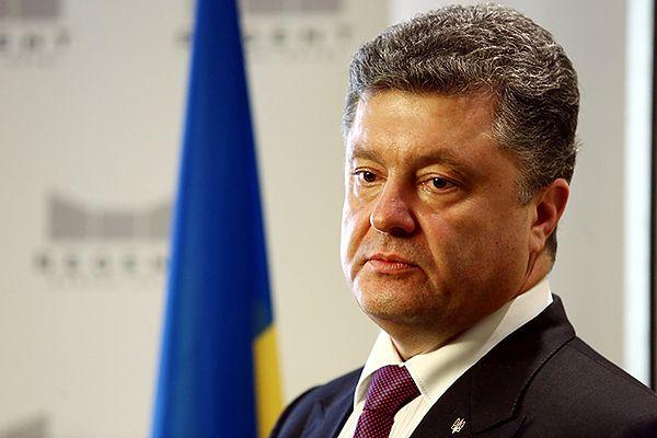 Poroszenko: decentralizacja na Ukrainie - na bazie polskiego modelu