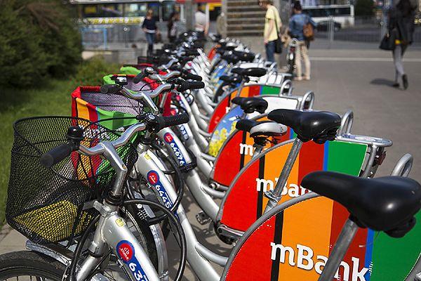 Policjanci do rowerzystów: zabezpieczajmy rowery przed kradzieżą
