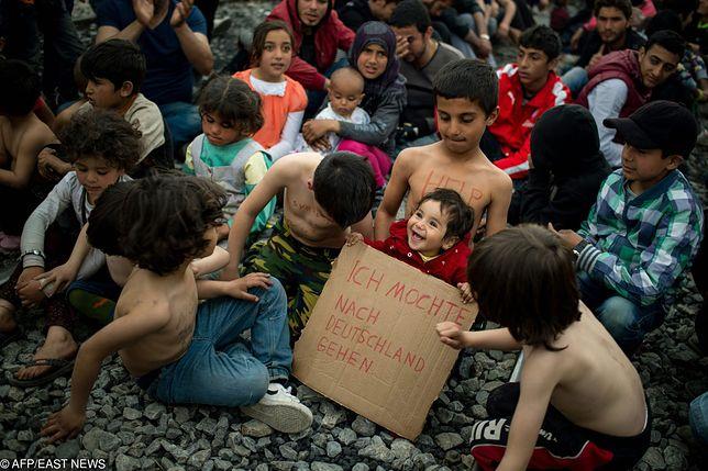 W atakach na uchodźców w Niemczech rannych zostało siedmioro dzieci