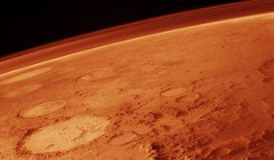W poniedziałkowy wieczór Mars będzie najbliżej Ziemi
