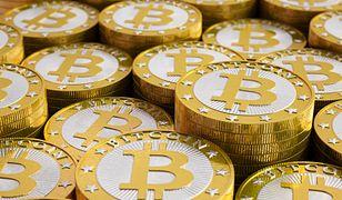 Hakerzy próbują wykraść bitcoiny